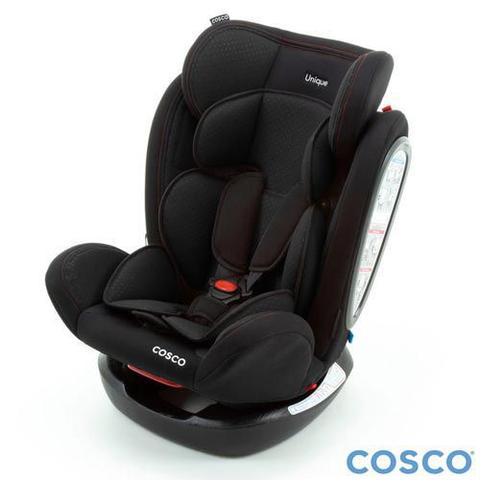 Imagem de Cadeira para Auto Unique 0-36 Kg Preto - Cosco
