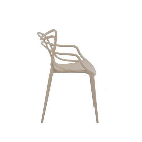 Imagem de Cadeira Polipropileno Allegra Rivatti Nude