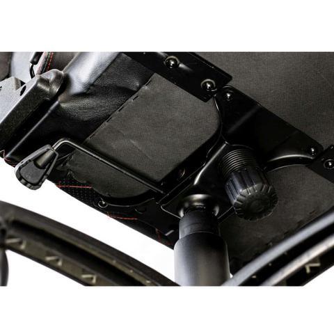Imagem de Cadeira Racer Giratória Gallant Altura Regulável Preta e Vermelha GCD100RPUA-PT