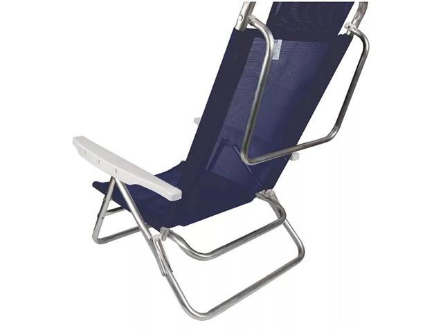 Imagem de Cadeira Reclinável Sol de Verão 6 Posições