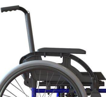 Imagem de Cadeira Rodas K3 Ortobras