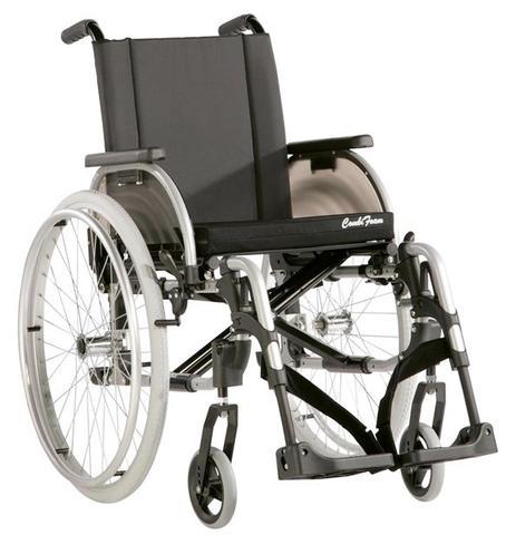 Imagem de Cadeira Rodas Start M2 Effect 40 Prata  Anti-Tombo