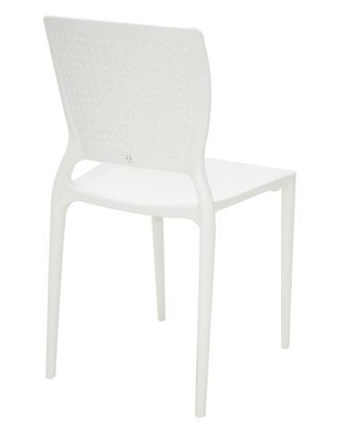 Imagem de Cadeira Safira Branca Tramontina 92048/010