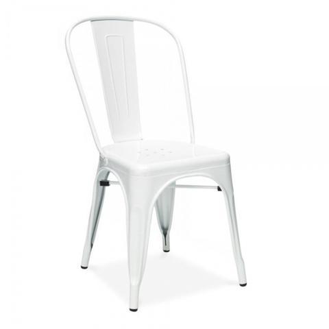 Imagem de Cadeira Tolix Iron - Branca