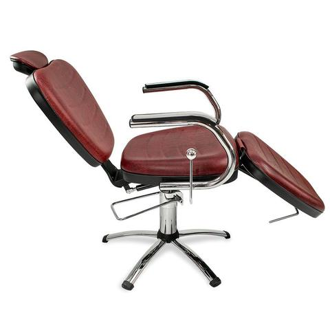 Imagem de Cadeira Top Make Dompel Vermelho Turim