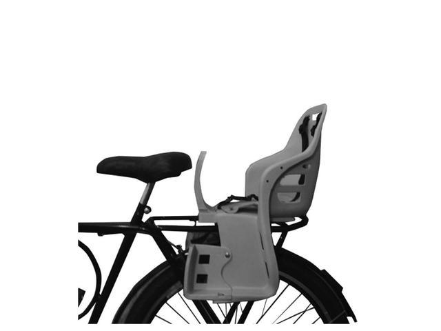Imagem de Cadeirinha Criança Bicicleta Traseira Bagageiro JS-048 Rosa
