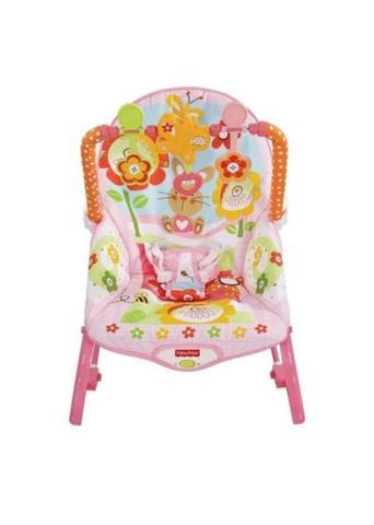 Imagem de Cadeirinha de Descanso Fisher-Price Reclinável - Baby Gear Crescendo Comigo 0 a 18kg