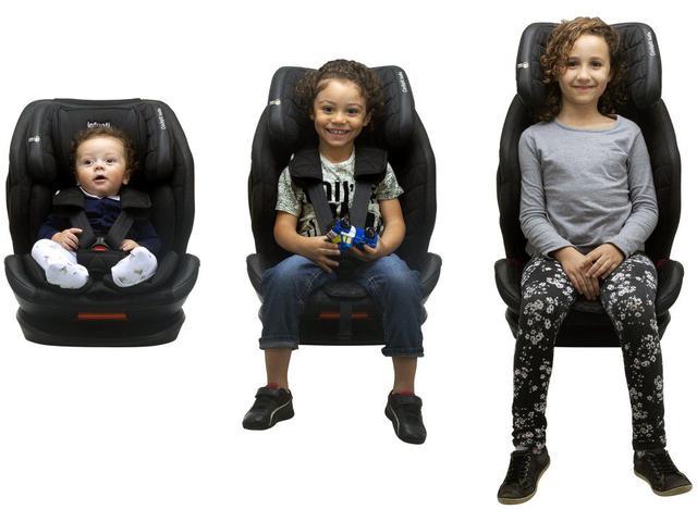 Imagem de Cadeirinha para Auto Infanti Reclinável 4 Posições