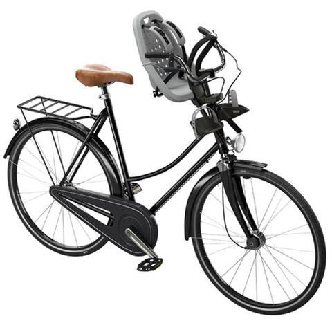 Imagem de Cadeirinha para Bicicleta - Dianteira - Yepp - Mini Silver - Thule