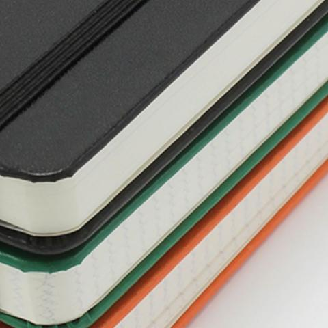 Imagem de Caderneta de Anotações 14x21cm 80 Folhas Sem Pauta