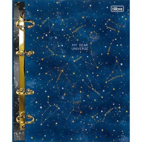 Imagem de Caderno Argolado Colegial Magic 160 Folhas 313401 Tilibra