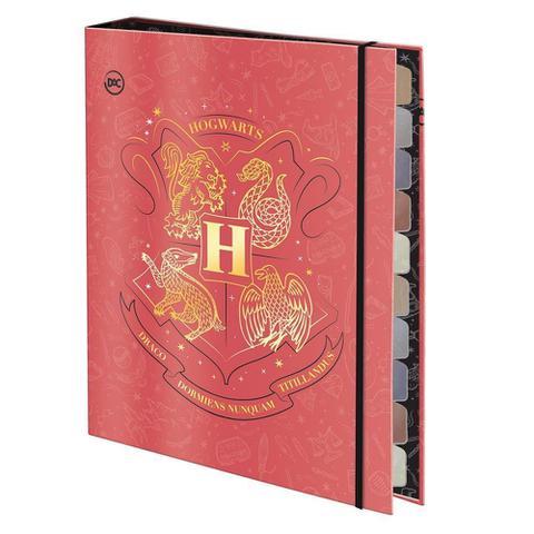 Imagem de Caderno Argolado DAC Universitário Harry Potter Com Elastico 48 Fls 3114 29538