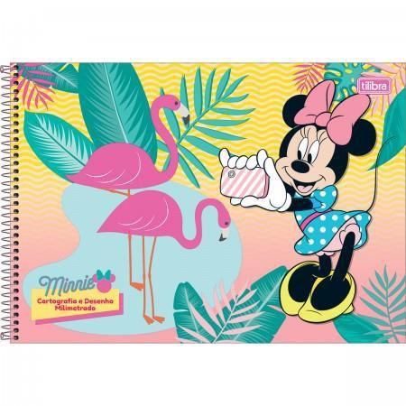 Imagem de Caderno Desenho Capa Dura 96fls Minnie