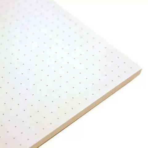 Imagem de Caderno Sketchbook Pontado Bee Unique  Capa Dura Verde Pastel 80g A5 160 Folhas  SL-190048