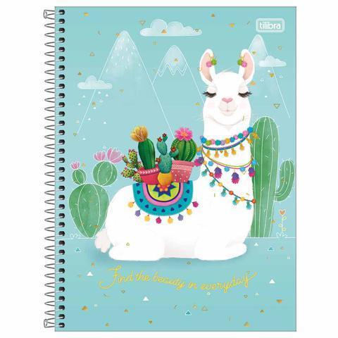Imagem de Caderno Universitário Hello! 1 Matéria Tilibra