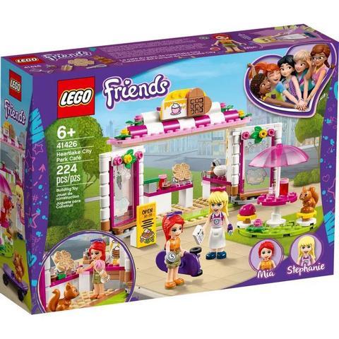 Imagem de Café do Parque de Heartlake City - Lego Friends 41426