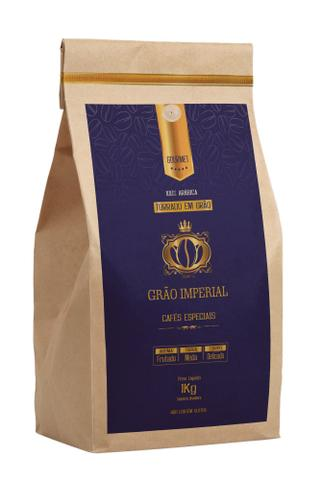 Imagem de Café gourmet grão para expresso 1kg
