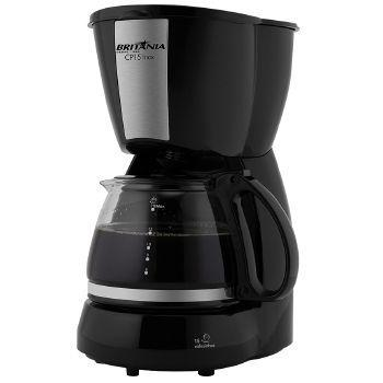 Cafeteira Elétrica Britania Branco 220v - Ncb14