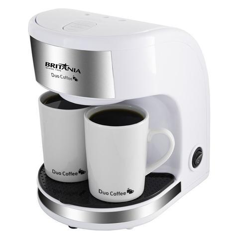 Imagem de Cafeteira Britânia Duo Coffee Branca
