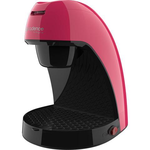 Imagem de Cafeteira cadence caf217 127v single colors rosa