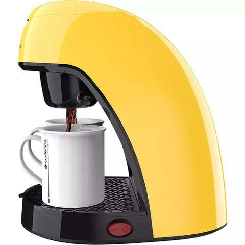Imagem de Cafeteira Elétrica Cadence Single Colors Amarela - 220V