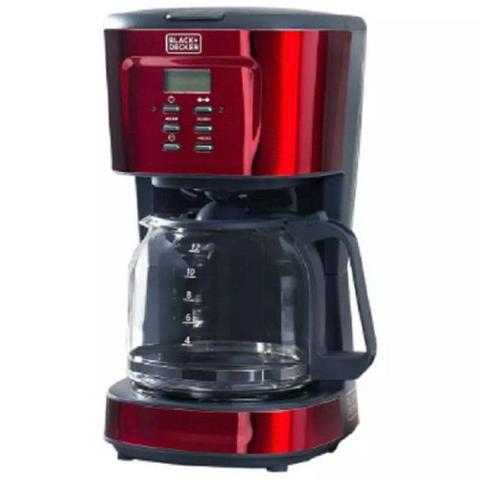 Imagem de Cafeteira Elétrica CMP-BR 900W 1,5L Black E Decker 127v