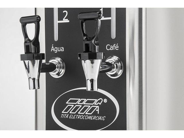 Imagem de Cafeteira Elétrica Industrial Titã Coffe Line