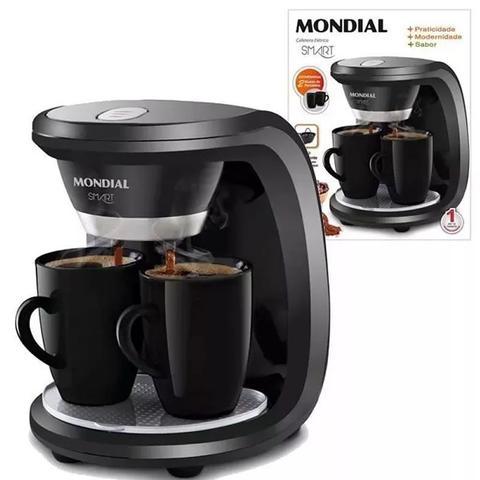 Imagem de Cafeteira Elétrica Mondial Smart C-18 Com 2 Xícaras 460w