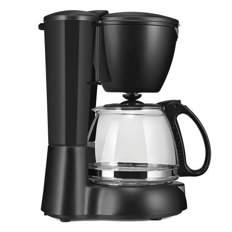 Imagem de Cafeteira Elétrica Multilaser Gourmet 220V 200W Capacidade de 15 Xícaras + Colher Dosadora + Filtro Permanente Preta - BE02