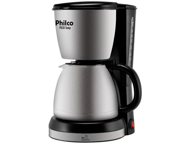 Imagem de Cafeteira Elétrica Philco PH30 Temp 30 Xícaras