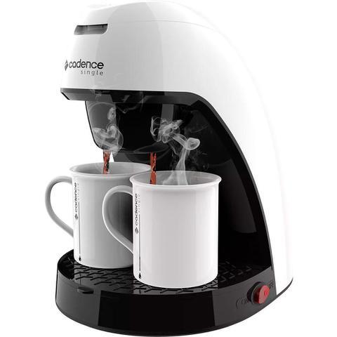 Imagem de Cafeteira Eletrica Single Colors Branca Cadence Caf210 127V