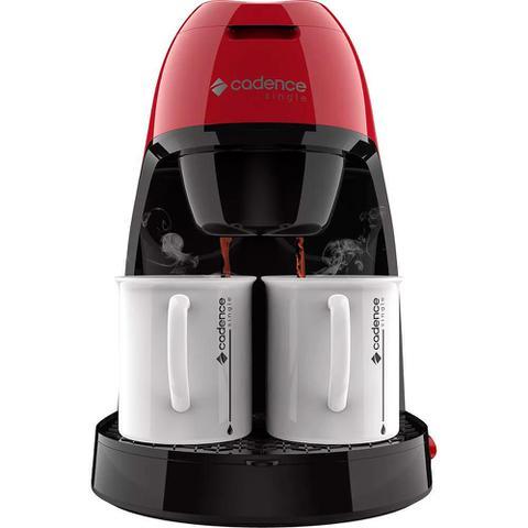Imagem de Cafeteira Elétrica Single Colors Vermelha Cadence Caf211 127V