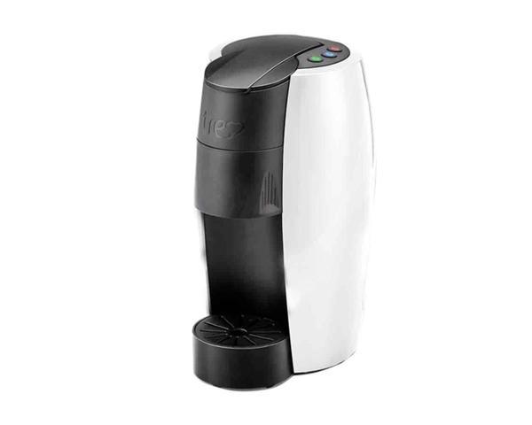Imagem de Cafeteira Espresso Automática Três Corações Lov Branco Brilhante