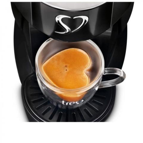 Imagem de Cafeteira Espresso Três Corações 560ml 1250W G2 Touch