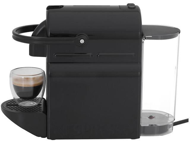 Imagem de Cafeteira Expresso Inissia Nespresso Preta