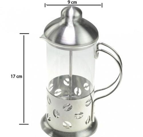 Imagem de Cafeteira Francesa Prensa Cremeira Chá Café 600 ml