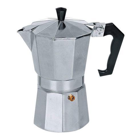 Imagem de Cafeteira Italiana em aluminio polido 9 xícaras de café