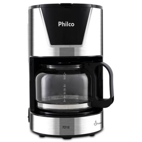 Cafeteira Elétrica Philco Inox 110v - Pcf18i