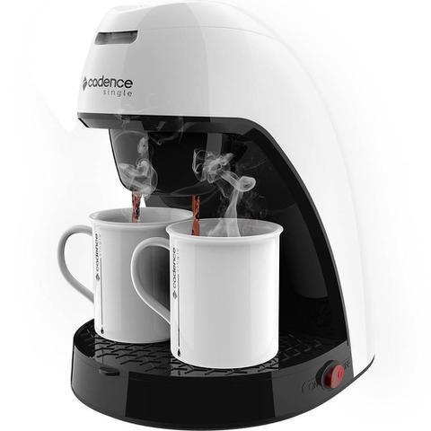 Cafeteira Elétrica Cadence Single Branco 110v - Caf210