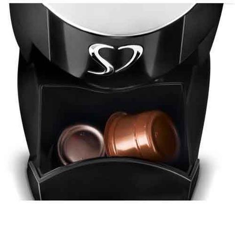 Imagem de Cafeteira TRES 3Corações Touch Preto para Café Espresso Automática - 2003899