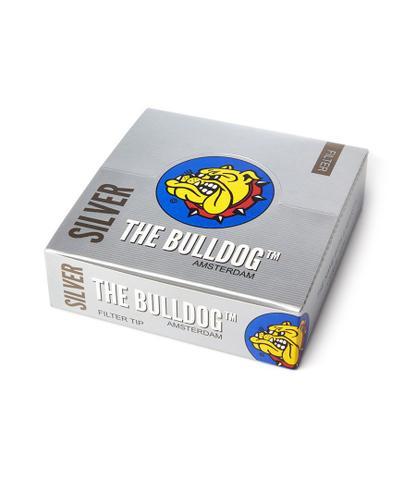 Imagem de Caixa 50 Filtros Tips Slim The Bulldog - SM00102
