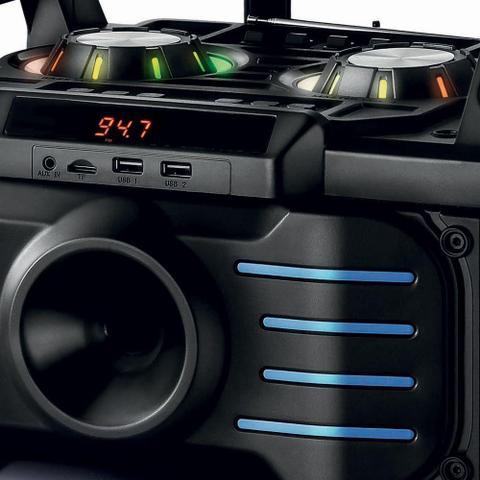 Imagem de Caixa Amplificadora Mondial 240W RMS CM-09 - Bivolt