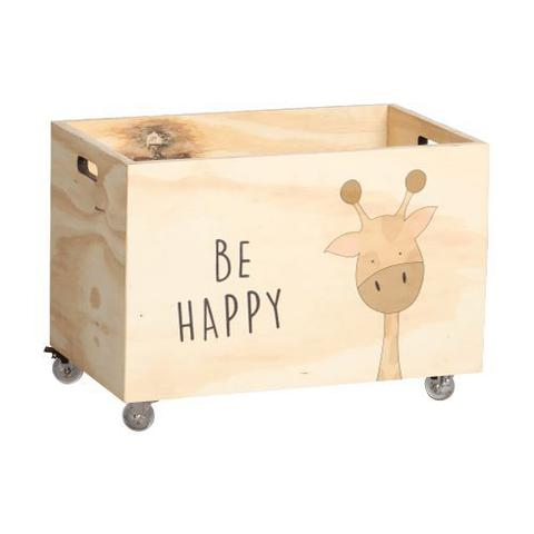 Imagem de Caixa De Brinquedos Mara - Girafa