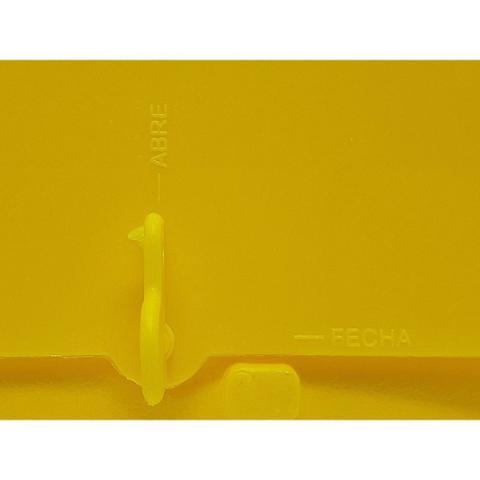 Imagem de Caixa De Correio Correspondência Pvc 25x20x10cm Plástico