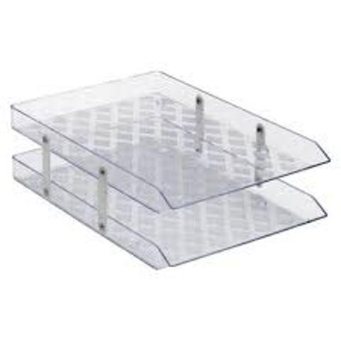 Imagem de Caixa de correspondência dupla móvel cristal