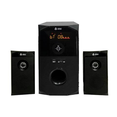 Imagem de Caixa de Som 2.1 60W Subwoofer Bluetooth USB Sdcard FM Voxmax VM-X2150T Bivolt