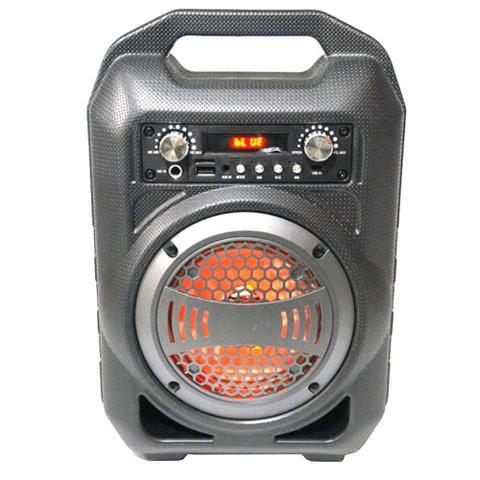 Imagem de Caixa de Som 6 em 1 Bluetooth 30w Rms Rádio Fm Super Bass Speaker