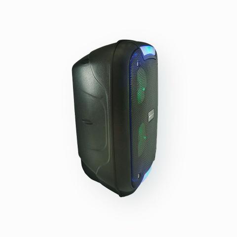 Imagem de Caixa de Som Amplificada Shinebox 200W AD400 Maxxi Sound - Bivolt