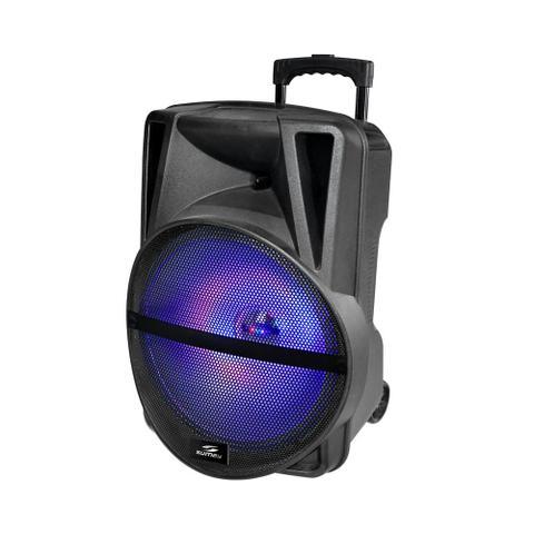 Imagem de Caixa de Som Amplificada Sumay Primus 500w Led Controle Remoto Bluetooth
