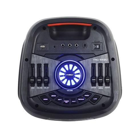 Imagem de Caixa de Som Amplificada TRC 5590 1000W Com Bluetooth